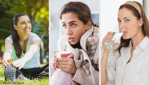 Uczucie zimna - 8 chorób, które je wywołują