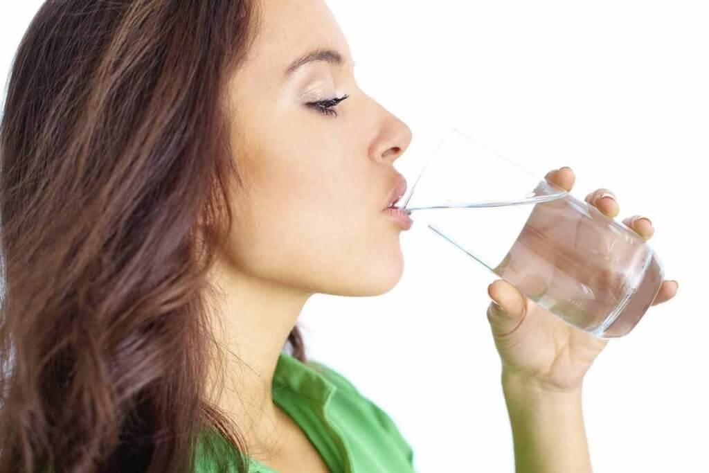układ immunologiczny pij wodę