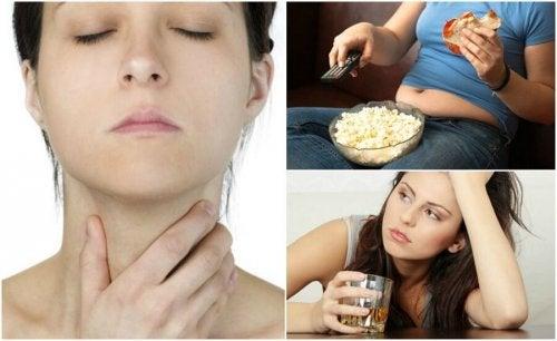 Zaburzenia tarczycy - Poznaj 7 przyczyn