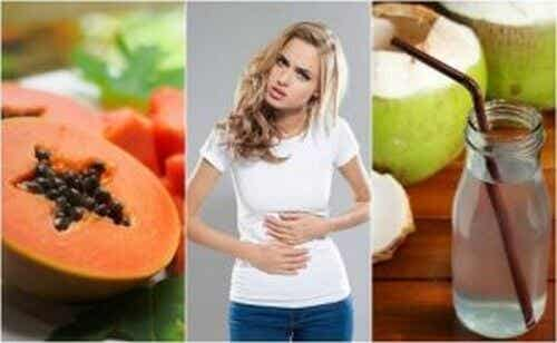 Zapalenie śluzówki żołądka - Owoce przyniosą Ci ulgę