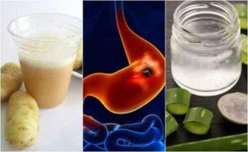 Wrzody żołądka: 5 naturalnych metod, które przyniosą Ci ulgę