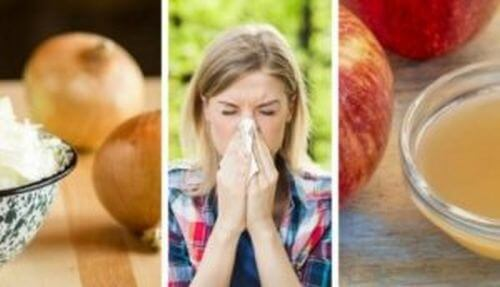 Alergia? Zastosuj naturalne środki antyhistaminowe