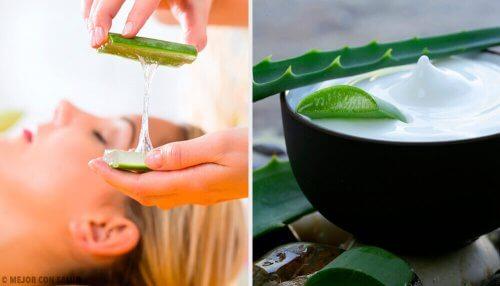 Aloes do demakijażu – jeden produkt, pięć receptur!