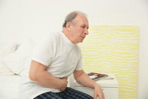 ból brzucha a przedawkowana witamina d