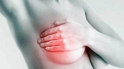 Ból piersi