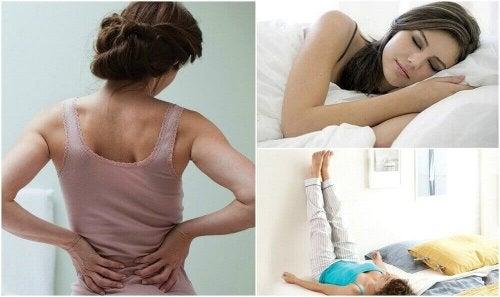 Ból w dolnej części pleców – 7 sposobów leczenia