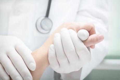 Badanie lekarskie a nowotwór