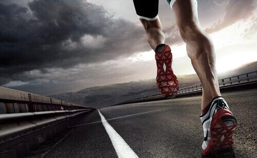 Aktywność fizyczna, czyli bieganie