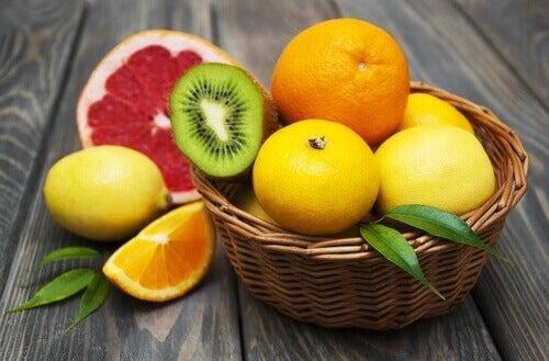 owoce cytrusy a katarakta