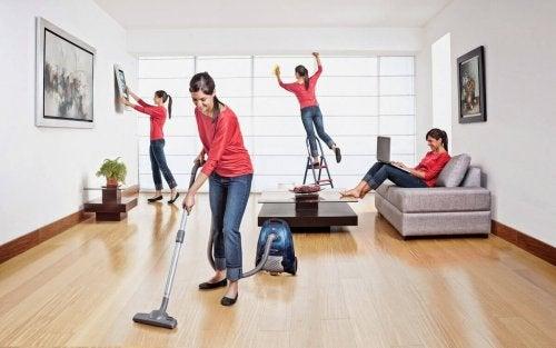 Czysty dom – poznaj 10 niezawodnych sztuczek