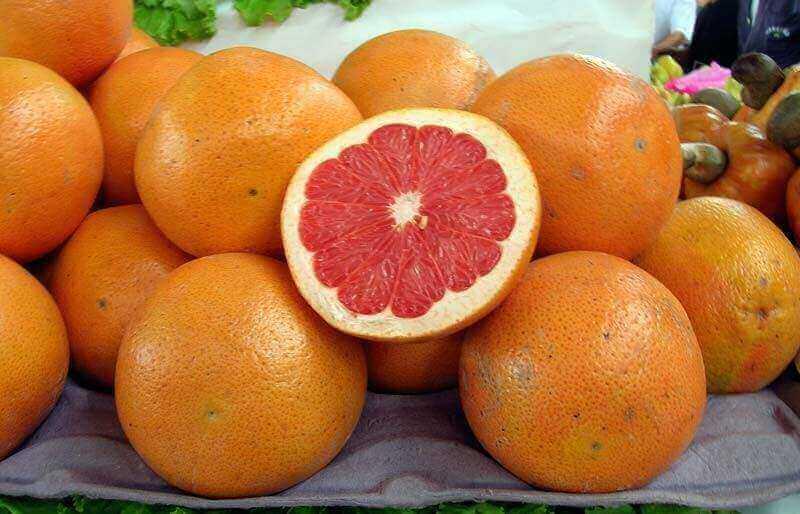 detoks organizmu pomarańcze