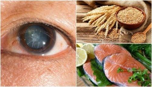 Katarakta – zmniejsz jej ryzyko spożywając te produkty