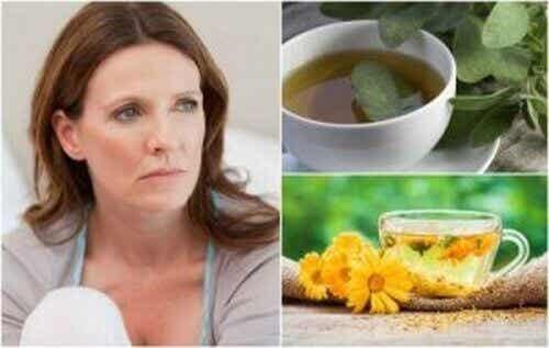 Napary na uderzenia gorąca w menopauzie