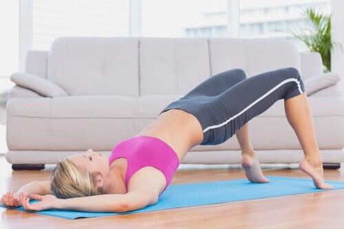 Ćwiczenia mięśni kegla na nadwrażliwość pęcherza moczowego