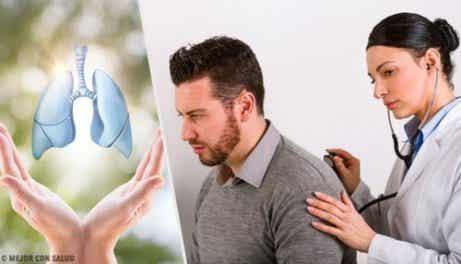 Nowotwór płuc - Objawy i metody leczenia