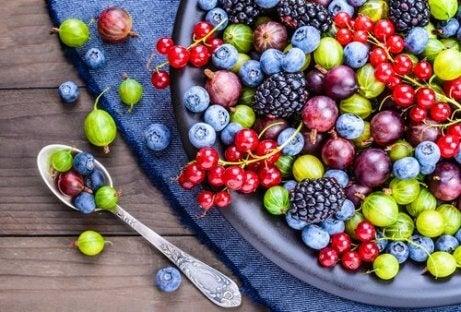 Owoce a zdrowa dieta