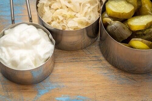 Żywność kwaszona to naturalny probiotyk na zaparcia