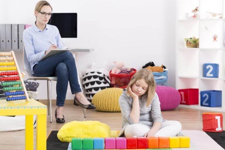 Psycholog dziecięcy a Zespół Aspergera