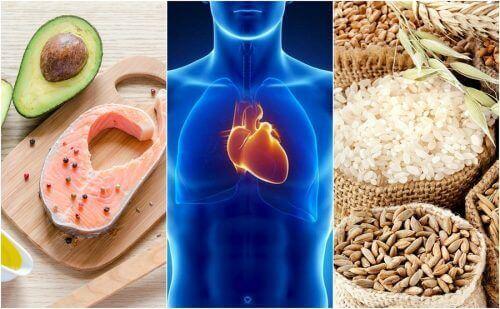 Zdrowe serce? Oto 6 nawyków żywieniowych, które Ci je zapewnią!