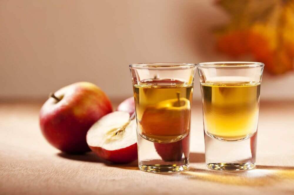 Serum z octu jabłkowego to prosty sposób na alergie