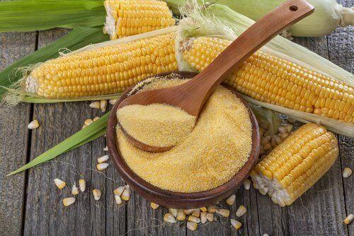 kukurydza w kolbach, produkty z wysoką zawartością toksyn
