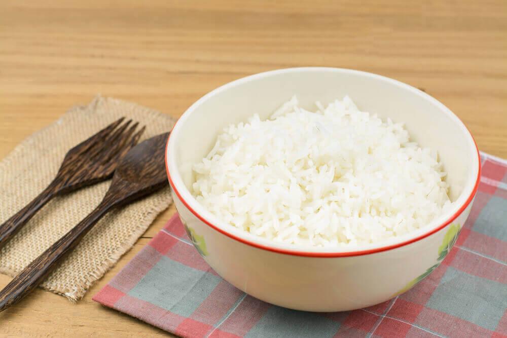 ryż - zdrowy sposób jedzenia