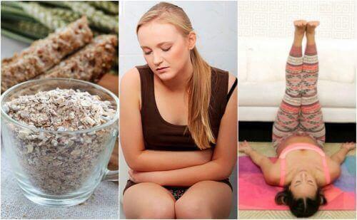 Zaparcia - 9 zdrowych sposobów na ich zapobieganie