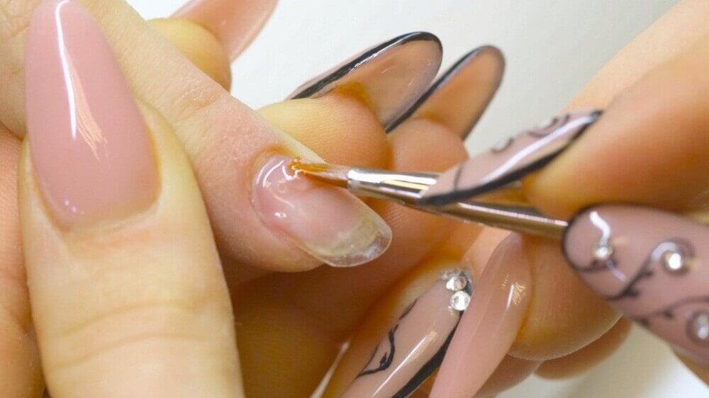Żelowe paznokcie, a kondycja paznokci