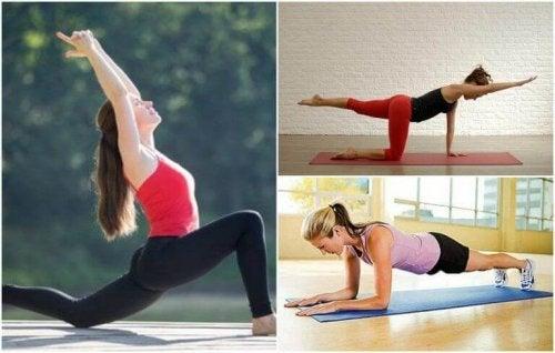 Ćwiczenia bez obciążeń – 5 opcji dla zdrowia pleców