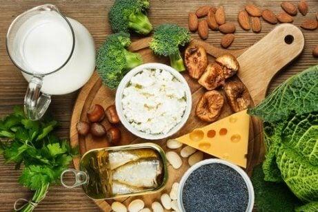 Źródła wapnia a osteoporoza