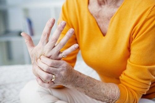 Bóle stawów a niedobór wapnia
