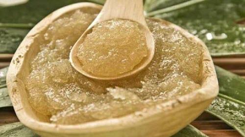 maseczki do twarzy na bazie cukru i miodu