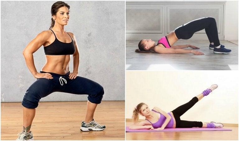 Mięśnie ud – 5 ćwiczeń, które je wyrzeźbią