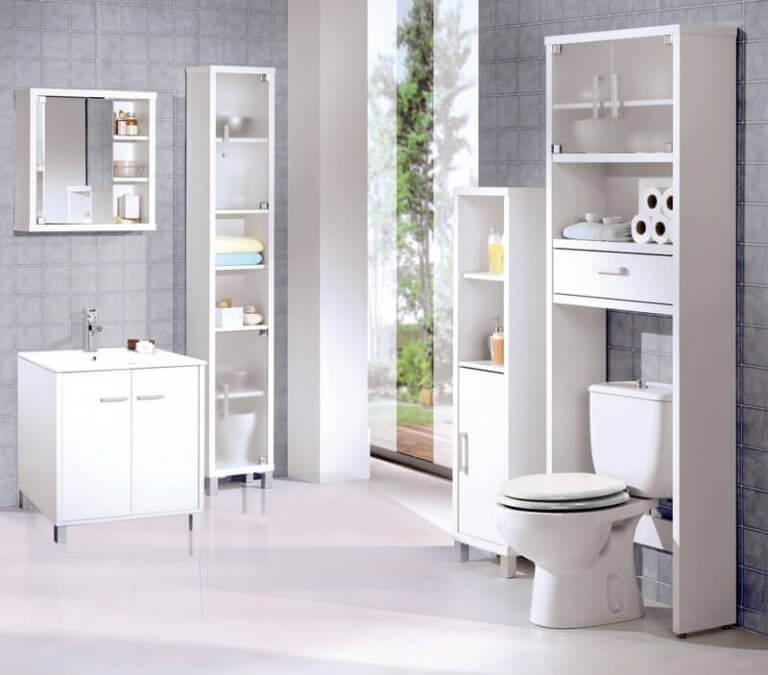 Czysta łazienka Dom lśniący czystością