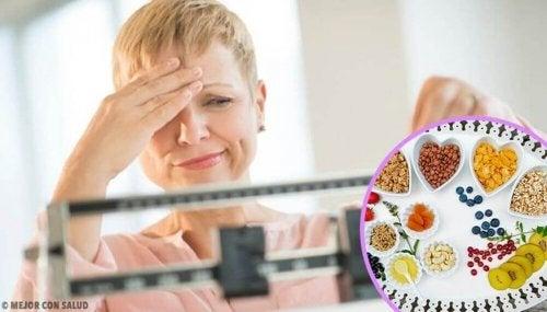 Utrata wagi w okresie menopauzy jest możliwa!