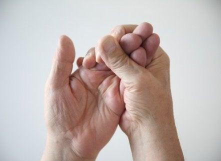 Drętwienie dłoni