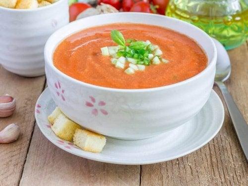 Gazpacho Zupa oczyszczająca
