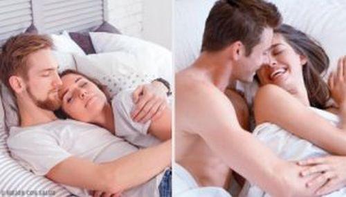 Gesty na dobranoc - 5 sekretów szczęśliwych par