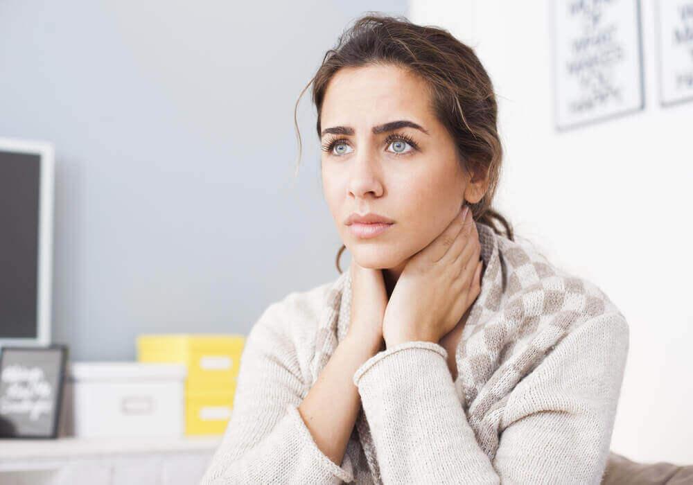 ból szyi a przykurcz mięśnia