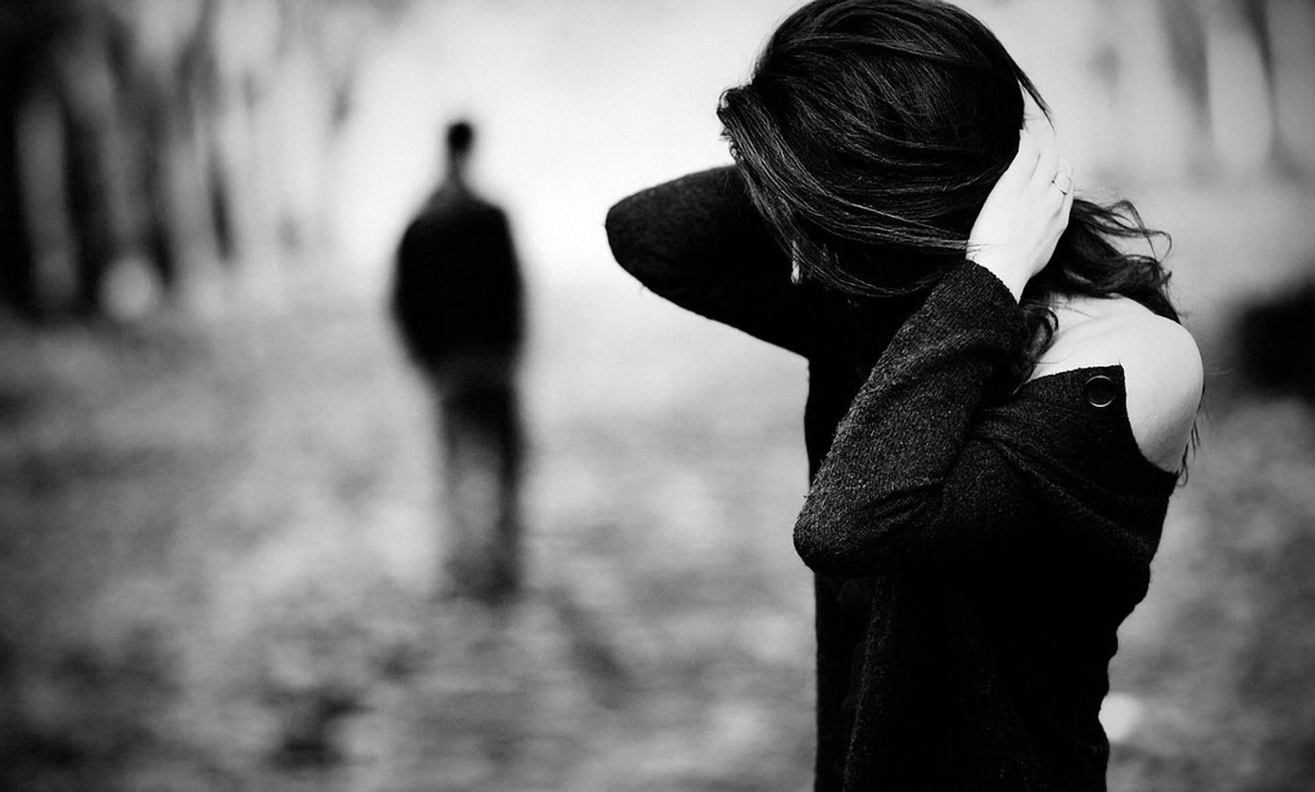 Kobieta rozstanie związku