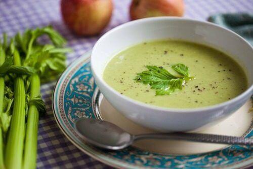 Krem z warzyw Zupa oczyszczająca