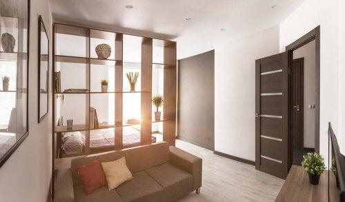 Parawany – 9 stylowych pomysłów dla domu