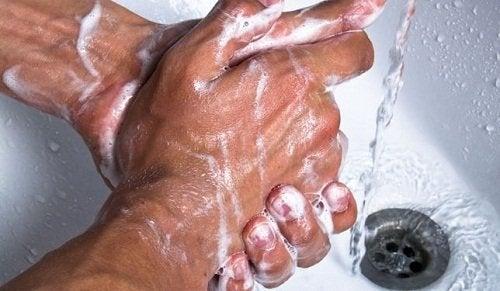 Mycie rąk Toalety publiczne