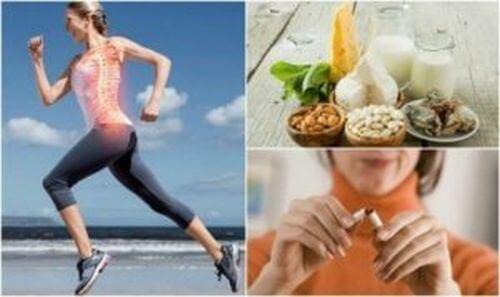 Osteoporoza – Uchroń się stosując tych 7 nawyków
