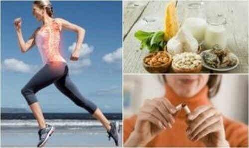 Osteoporoza - uchroń się zmieniając tych 7 nawyków