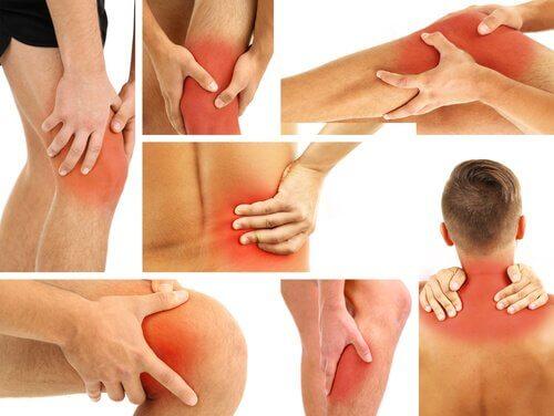 Bóle mięśni a wapń w organizmie