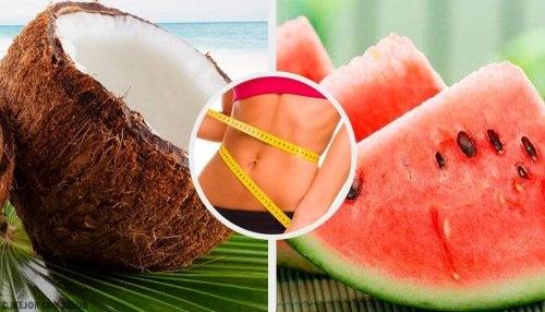 Owoce, które przyspieszają spalanie tłuszczu