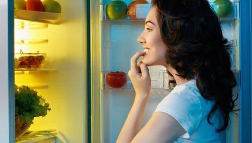 Podjadanie nawyki żywieniowe