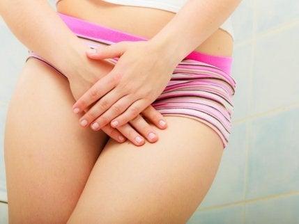 Problemy - infekcje intymne