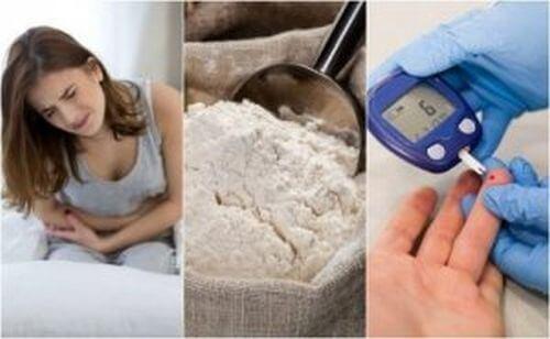 Rafinowana mąka - 6 konsekwencji jej spożywania